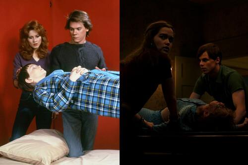 'Expediente Warren: Obligado por el demonio' es un remake: la primera película con los Warren es de hace 40 años y adaptaba el mismo caso
