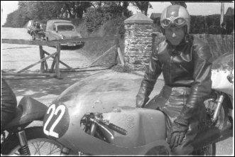Paddy Driver, una leyenda invitada al TT