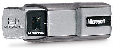 Microsoft LifeCam NX-6000, webcam con 2 megapíxeles