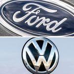 Volkswagen y Ford podrían anunciar su alianza este martes
