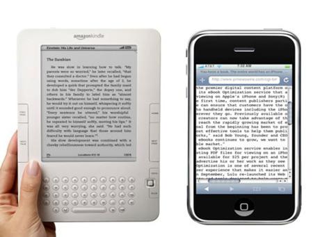 Los libros del Kindle también estarán disponibles para leer desde el móvil
