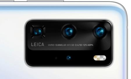 Huawei P40 Pro Filtracion Camara