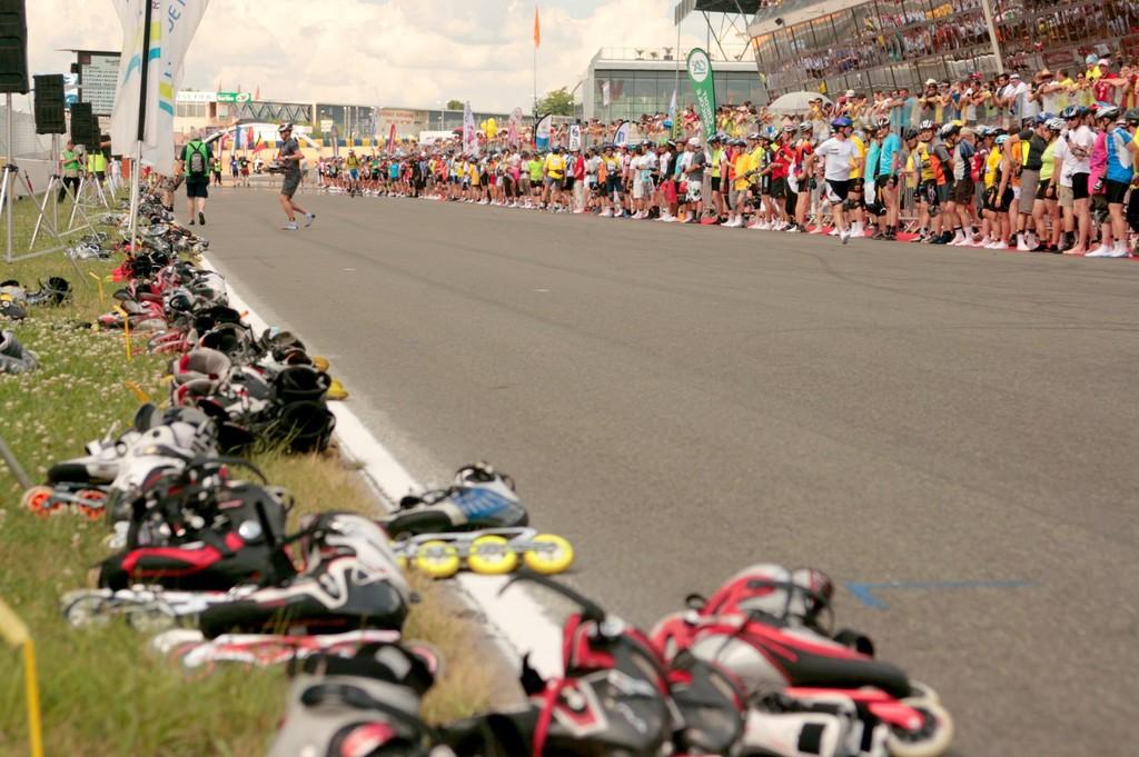 24 Horas Le Mans patines