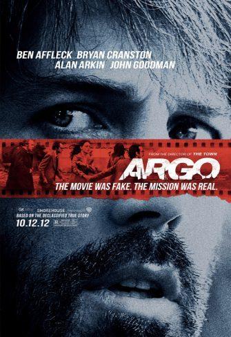 'Argo', cartel de lo nuevo de Ben Affleck