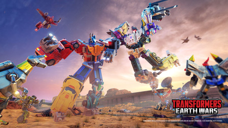 Un jugador se gasta alrededor de 150.000 dólares en los micropagos del juego de móviles Transformers: Earth Wars