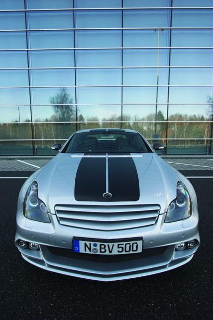 Mercedes CLS por ART Tuning