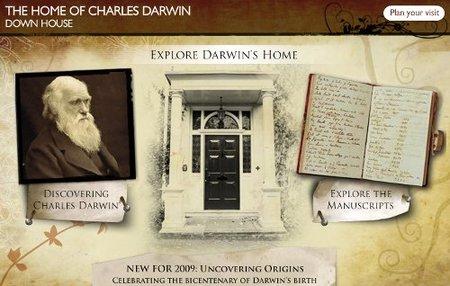 Conoce la casa de Darwin en Kent (Reino Unido)