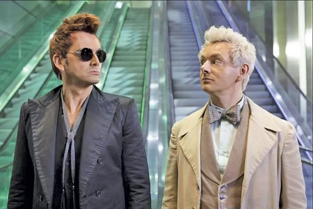 'Good Omens': un desternillante apocalipsis en el que brillan las interpretaciones de Michael Sheen y David Tennant