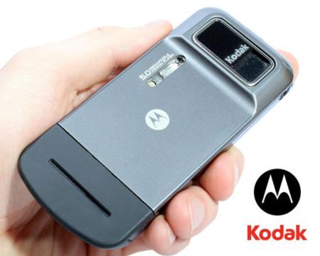 Motorola Zine ZN5, en colaboración con Kodak