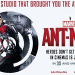 Taquilla USA: 'Ant-Man' es un pequeño gran éxito para Marvel (y 'Jurassic World' logra un nuevo récord anual)