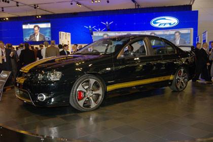 FPV Falcon GT 40th Anniversary