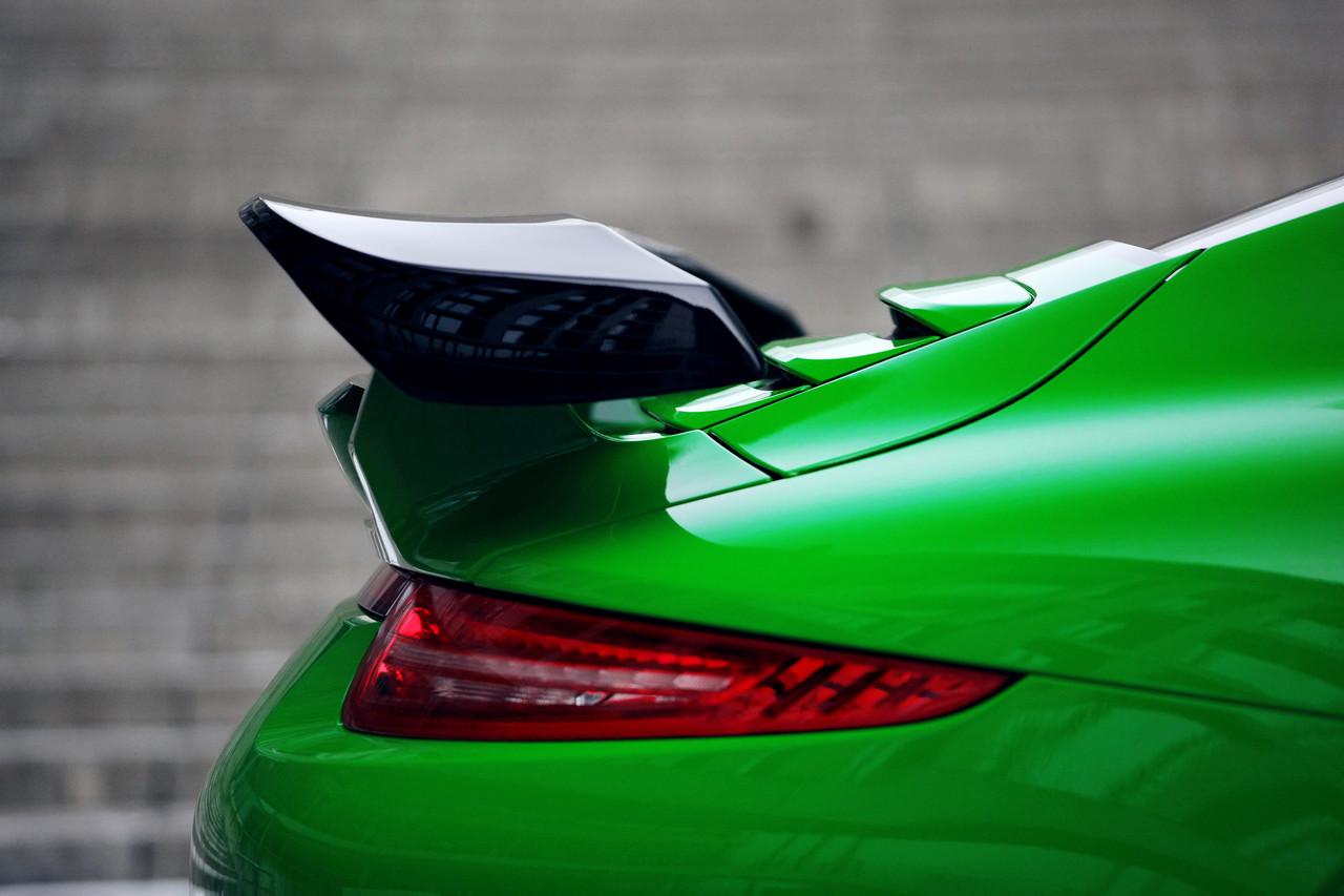 Foto de Porsche 911 Carrera 4S por TechArt (23/32)