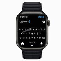 Apple da, Apple quita: veta un teclado virtual tipo SwiftKey para los Apple Watch y acaba sacando un clon propio