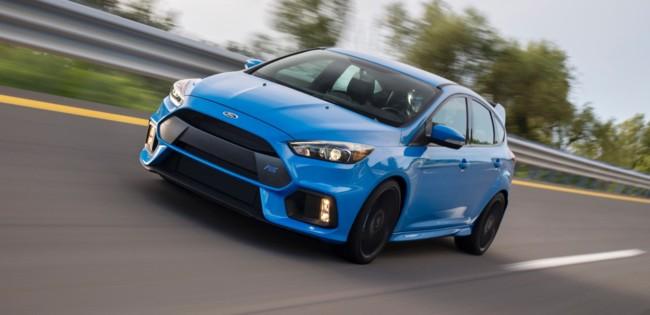 Ford Focus RS 2016: Precios, versiones y equipamiento en México