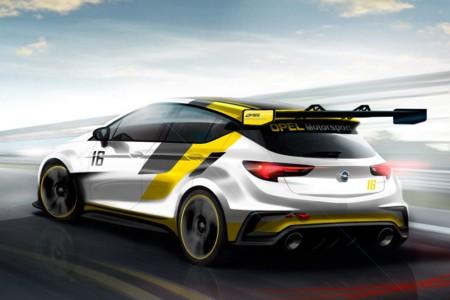 Opel Astra Tcr Hd 61160