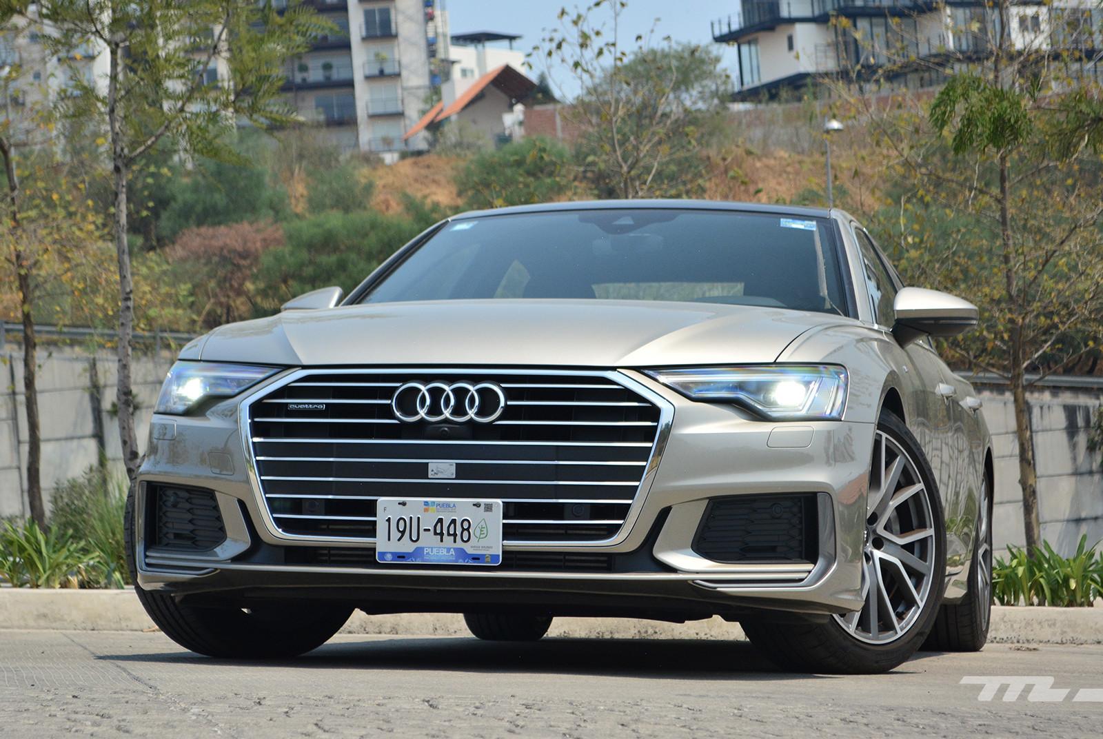 Foto de Audi A6 (prueba) (3/18)