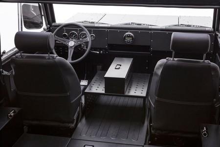 Bollinger B1 Interior