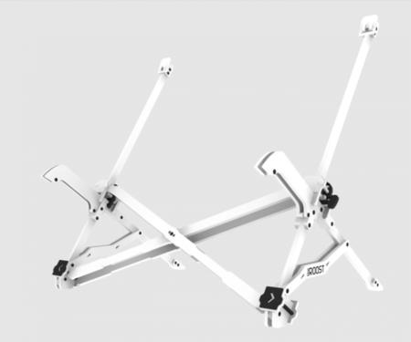 The Roost, un elevador para MacBooks robusto, seguro y plegable