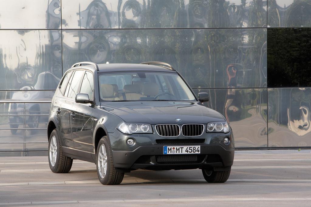 Foto de BMW X3 con EfficientDynamics (11/71)