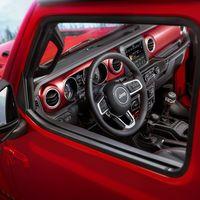 El nuevo Jeep Wrangler muestra su interior antes del Salón de Los Ángeles