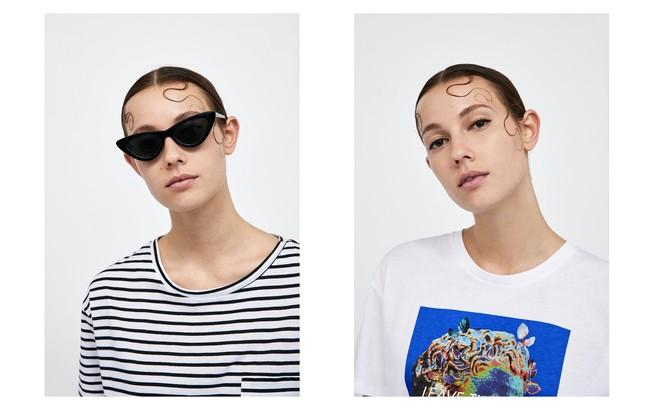 Zara Peinado Ss 2018