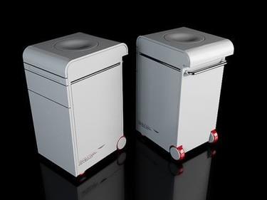 Moving Kitchen, mini cocina portátil para espacios pequeños