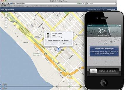 Cuidado al perder un iPhone, ahora también tenemos que preocuparnos de los datos de localización