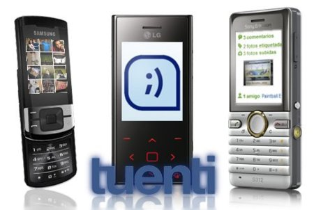 La aplicación de Tuenti alcanza las 100.000 descargas en su versión J2ME y se anuncia una alianza con Vodafone