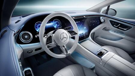 Mercedes Benz Eqe 2022 064