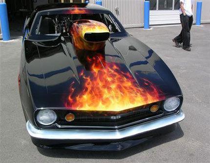 Mike Lavalle True Fire