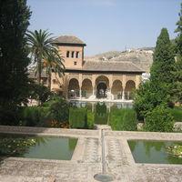 Ya se puede acceder a la Alhambra por la Cuesta de los Chinos