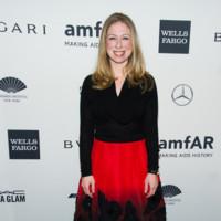 Chelsea Clinton amfAR 2014
