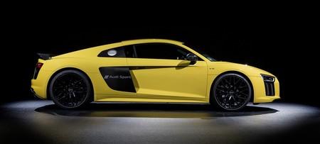 Audi te ofrece un nuevo proceso de pintura que te permitirá personalizar aún más tu R8