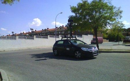 La Agencia Española de Protección de Datos abre procedimiento a Google por su servicio Street View en España