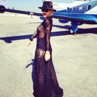 ¿Es Rita Ora la nueva imagen de Roberto Cavalli? El tiempo lo dirá...