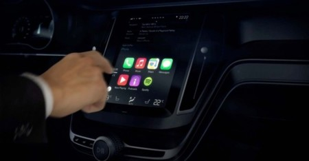 CarPlay en Volvo
