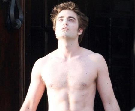 A Robert Pattinson le espera el gimnasio