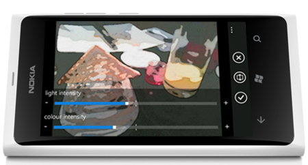 Nokia Creative Studio, filtros en directo para los teléfonos Lumia