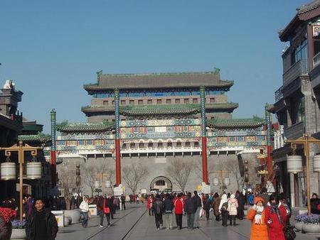 Calle Qianmen
