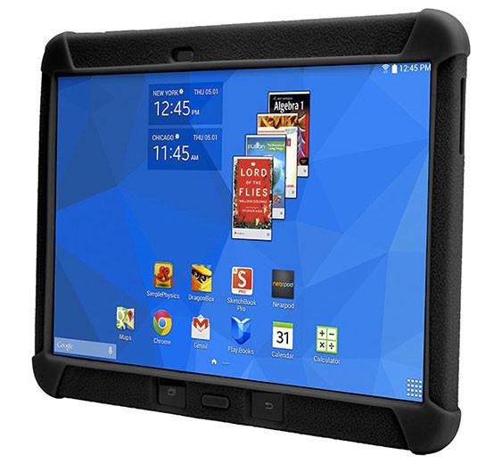 Los Samsung Galaxy Tab 4 quieren ser tablets Android para los colegios de todo el mundo