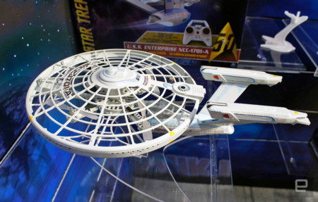 Uss Enterprise Drone 2