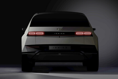Hyundai Ioniq 5 Teaser 2