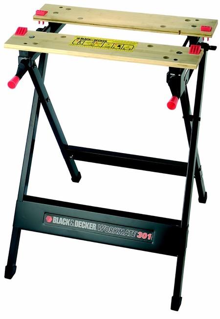 Tenemos el banco de trabajo Black&Decker WM301 plegable por 19,84 euros en Amazon