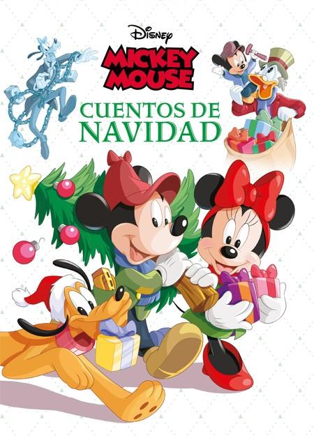 Mickey Mouse Cuentos De Navidad