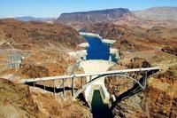 Un nuevo puente sobre la Presa Hoover
