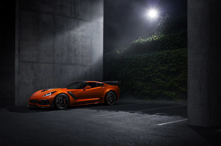 Chevrolet Corvette Zr1 Nurburgring