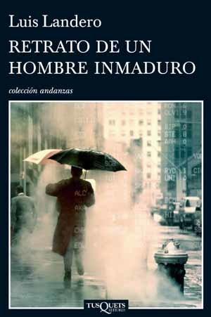 'Retrato de un hombre inmaduro', la nueva novela de Luis Landero