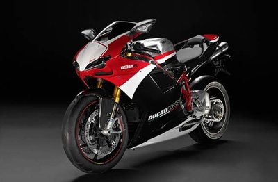 Ducati 1198 R Corse Special Edition, una moto de culto