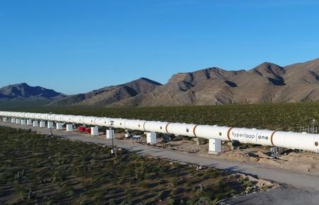Hyperloop One plantea la puesta en marcha de 9 rutas en Europa, una de ellas entre España y Marruecos