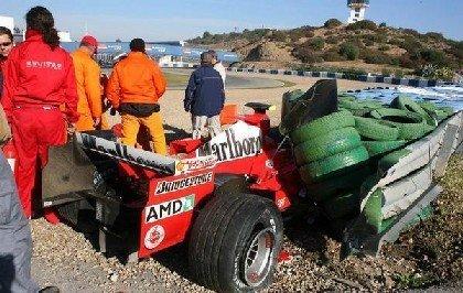Badoer vuela en Jerez